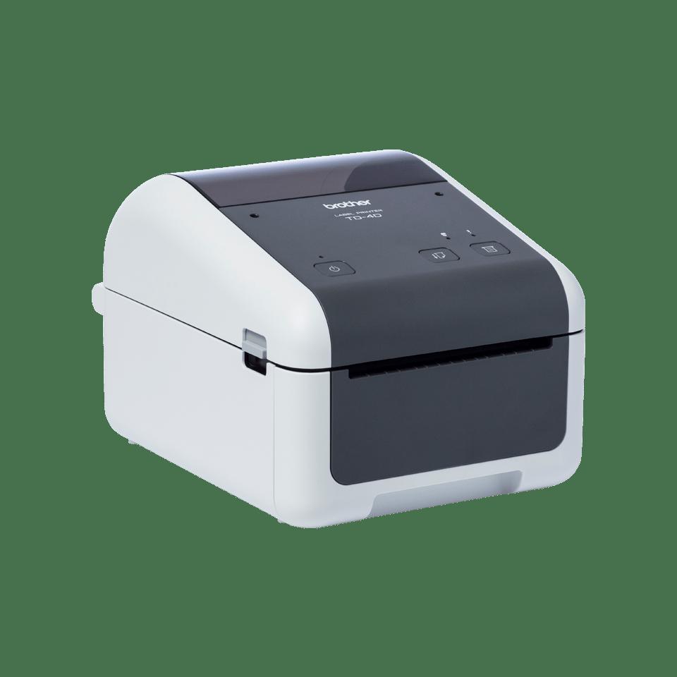 Imprimantes d'étiquettes professionnelle | Brother TD-4410D 3