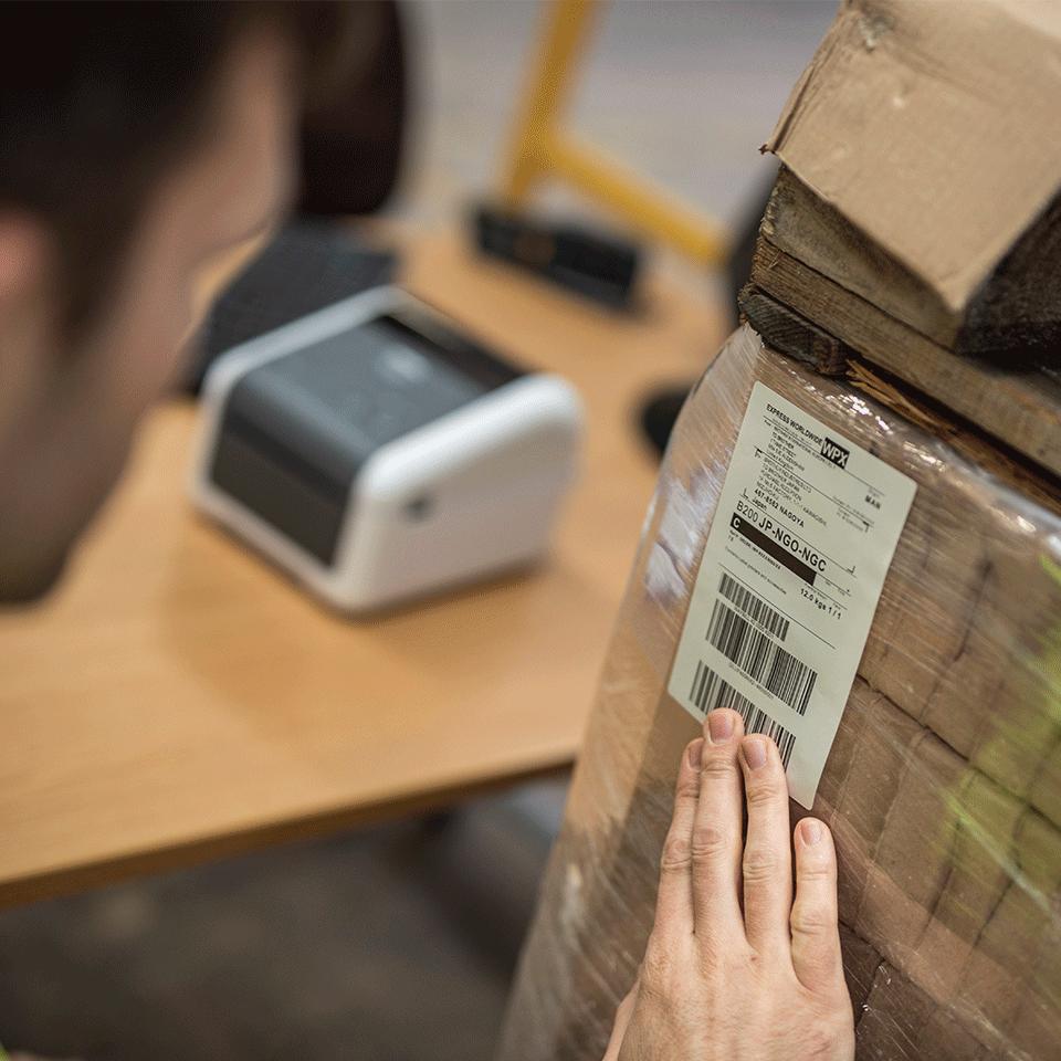 TD-4420DN - Imprimante d'étiquettes professionnelle 5