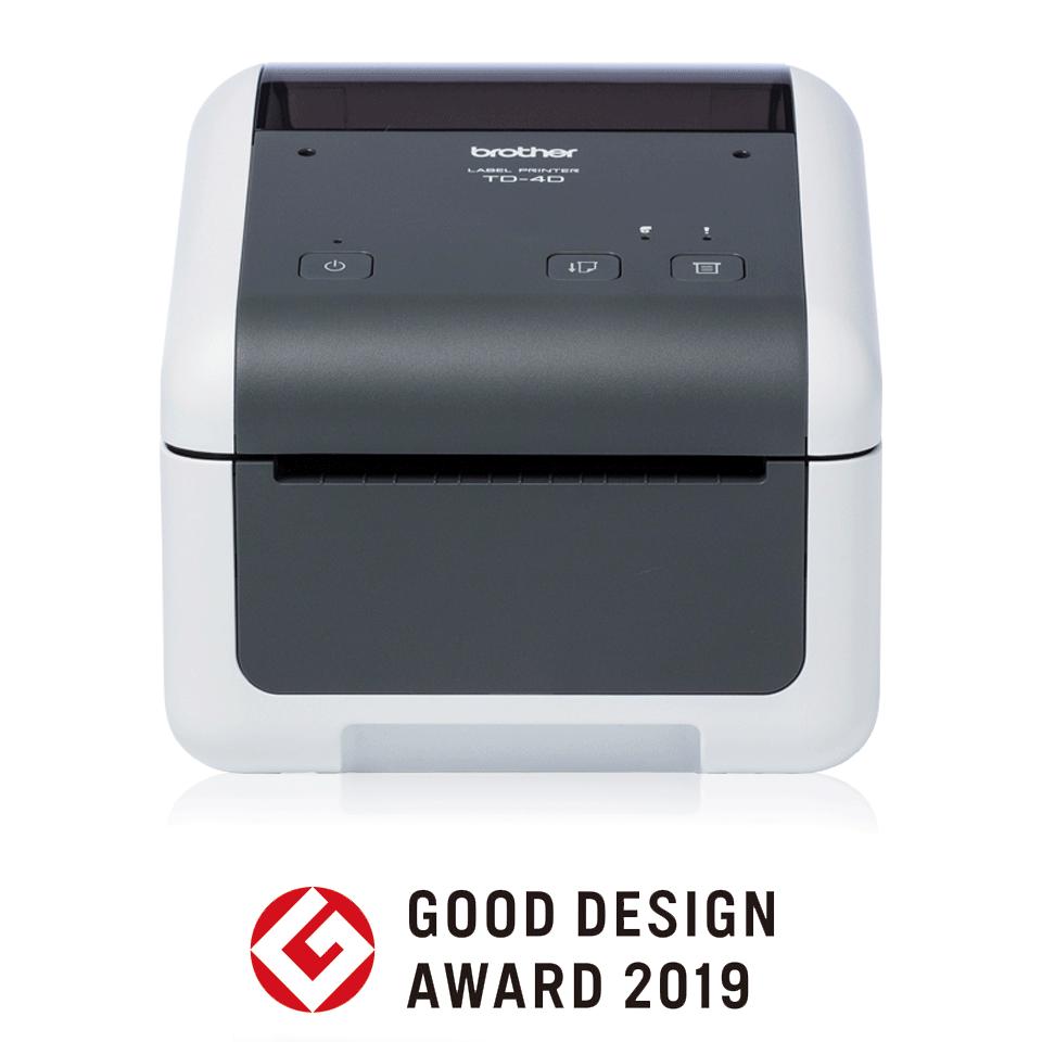 TD-4420DN - Imprimante d'étiquettes professionnelle