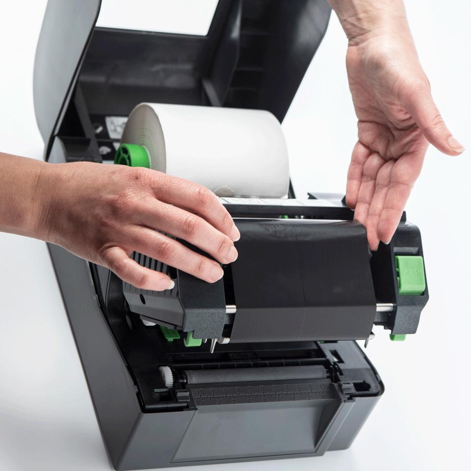 TD-4420TN - Imprimante d'étiquettes à transfert thermique 5