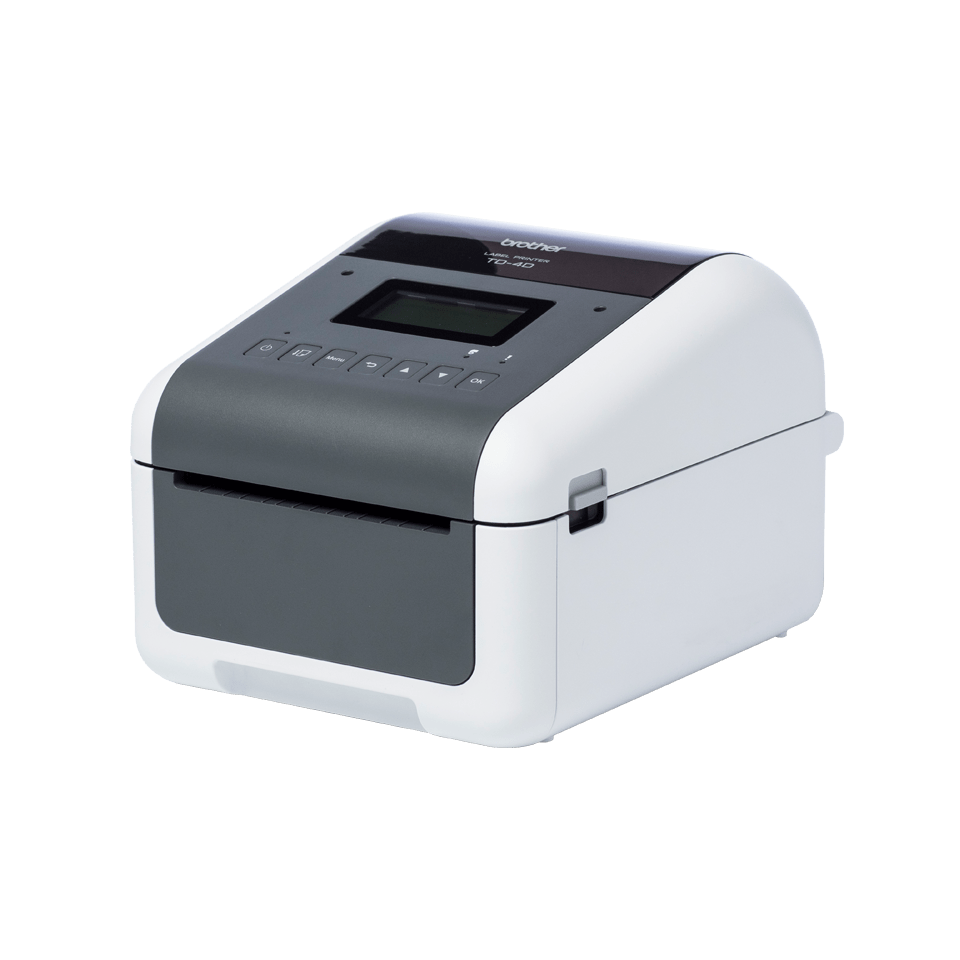 TD-4550DNWB Imprimante d'étiquettes professionnelle bluetooth 2
