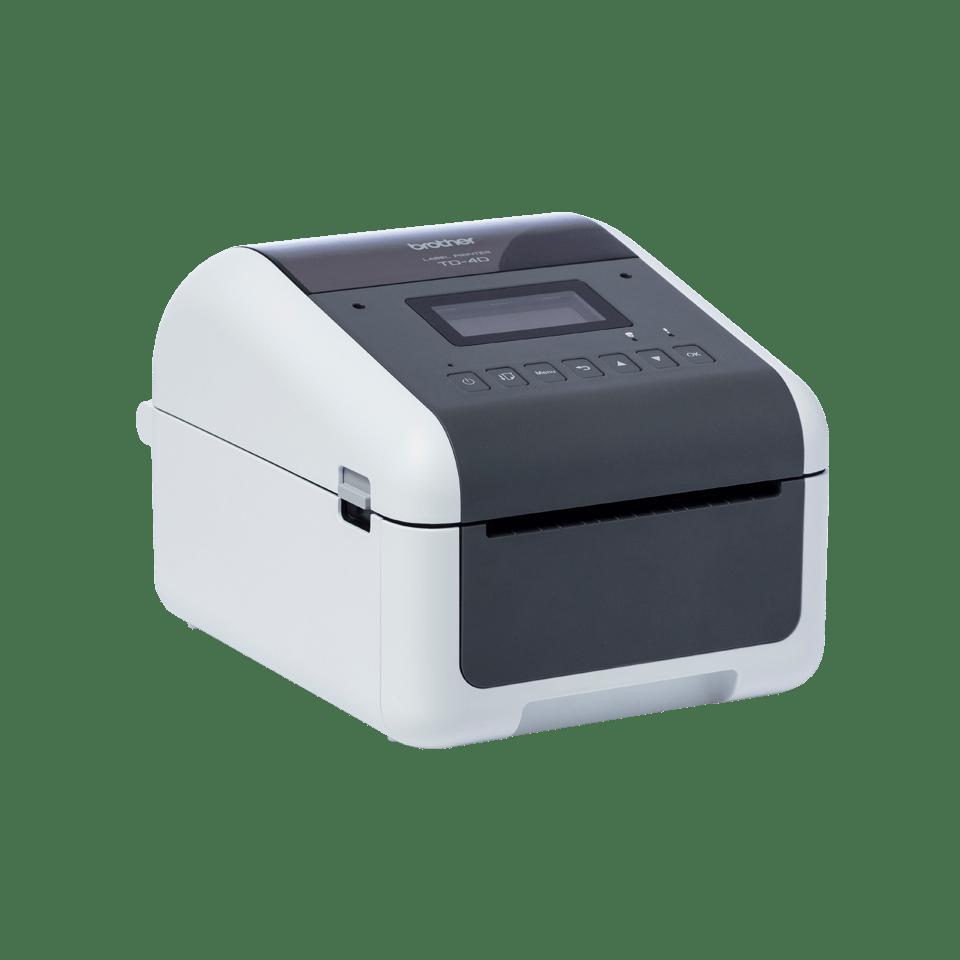 TD-4550DNWB Imprimante d'étiquettes professionnelle bluetooth 3