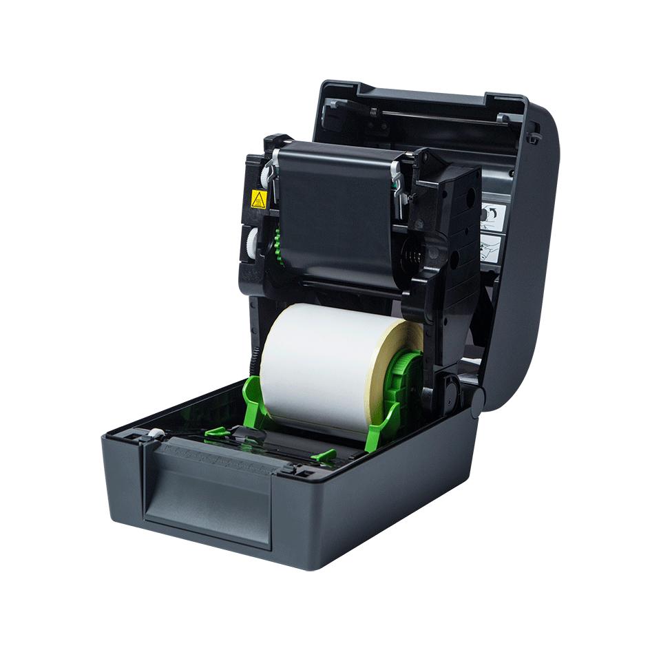 TD-4650TNWB - Imprimante d'étiquettes à transfert thermique 4