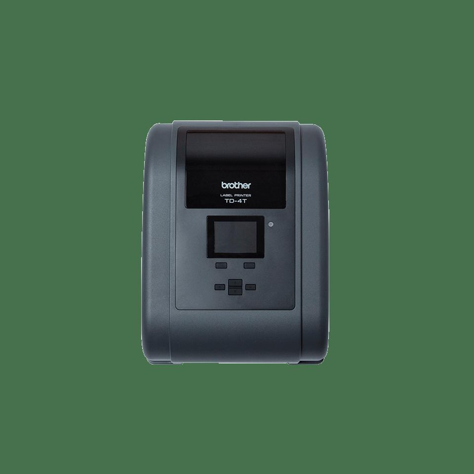 TD-4650TNWBR - Imprimante d'étiquettes à transfert thermique Brother 5