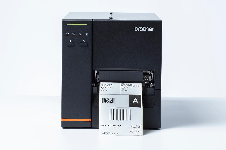 TJ-4120TN Imprimante d'étiquettes industrielle 4