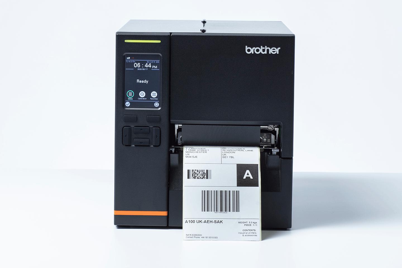TJ-4121TN Imprimante d'étiquettes industrielle 4
