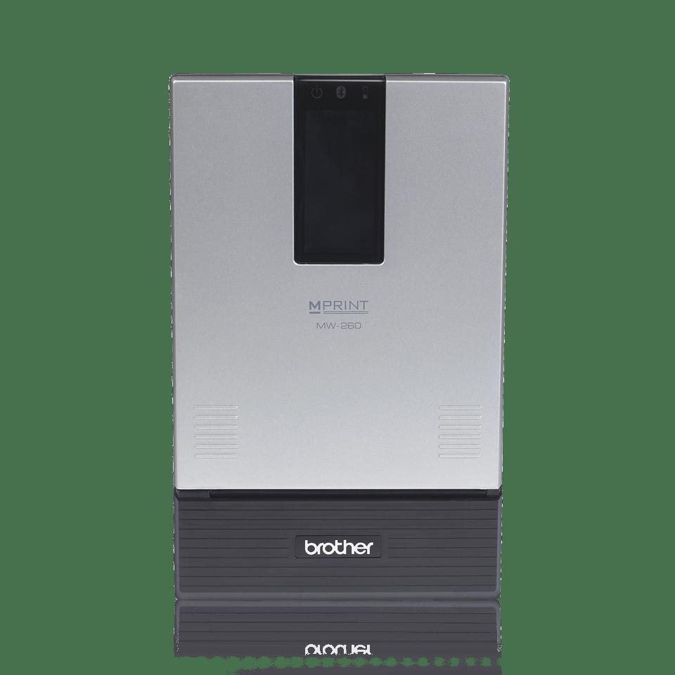 MW-260A Imprimante ultra mobile thermique A6 2