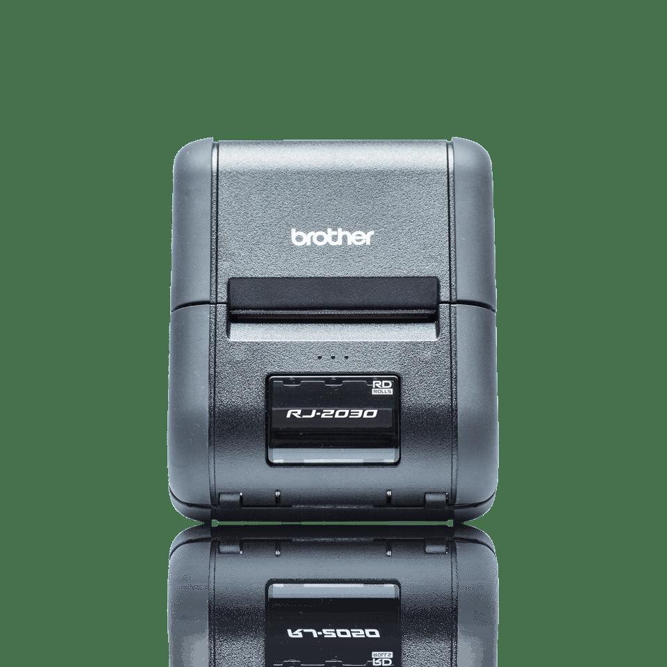 RJ-2030 Imprimante mobile 2 pouces à impression thermique pour reçus + Bluetooth 2