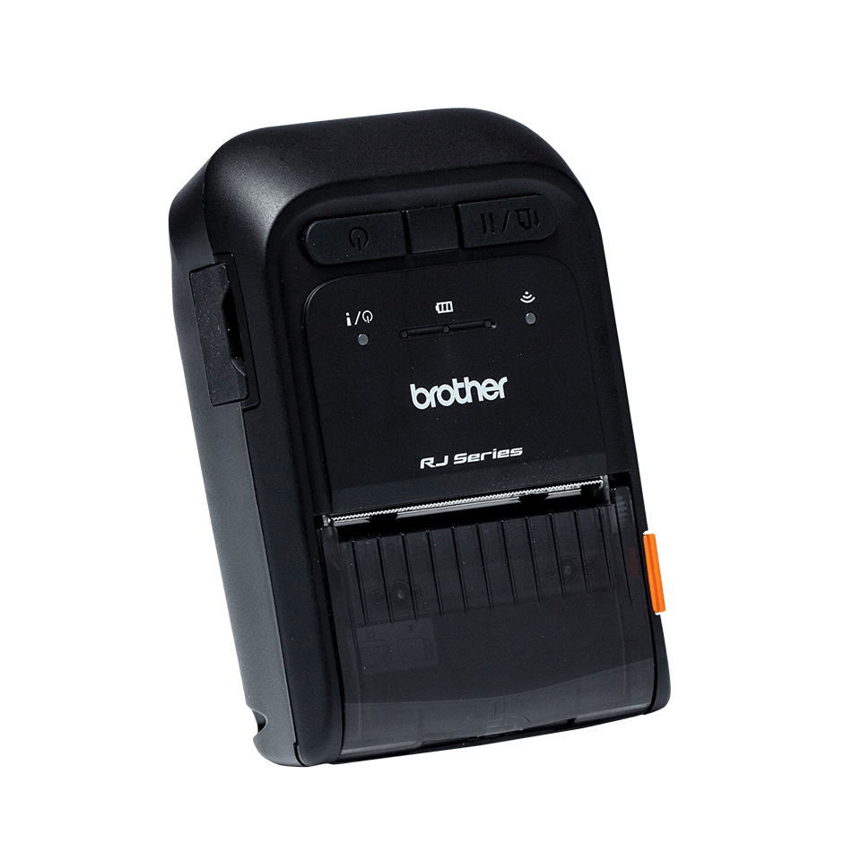 RJ-2035B Imprimante mobile de reçus Brother 2