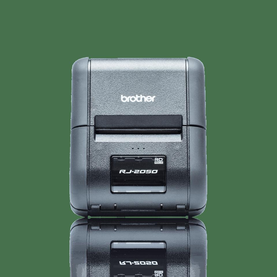 RJ-2050 Imprimante mobile 2 pouces à impression thermique + Bluetooth + WiFi + USB 2