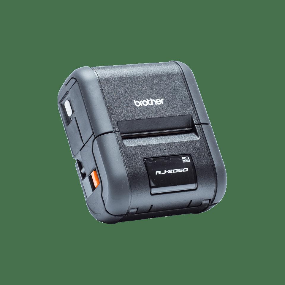 RJ-2050 Imprimante mobile 2 pouces à impression thermique + Bluetooth + WiFi + USB 3