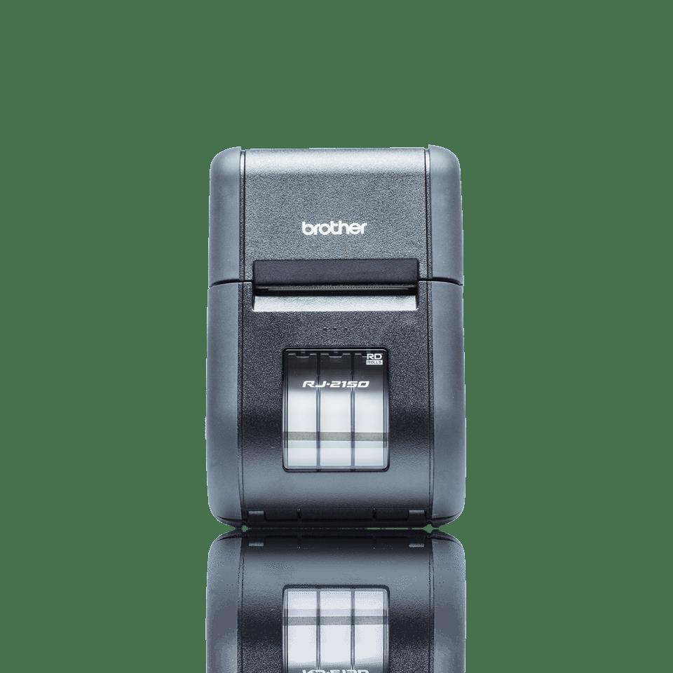 RJ-2150 Imprimante mobile 2 pouces à impression thermique + WiFi et certifiée IP54 2