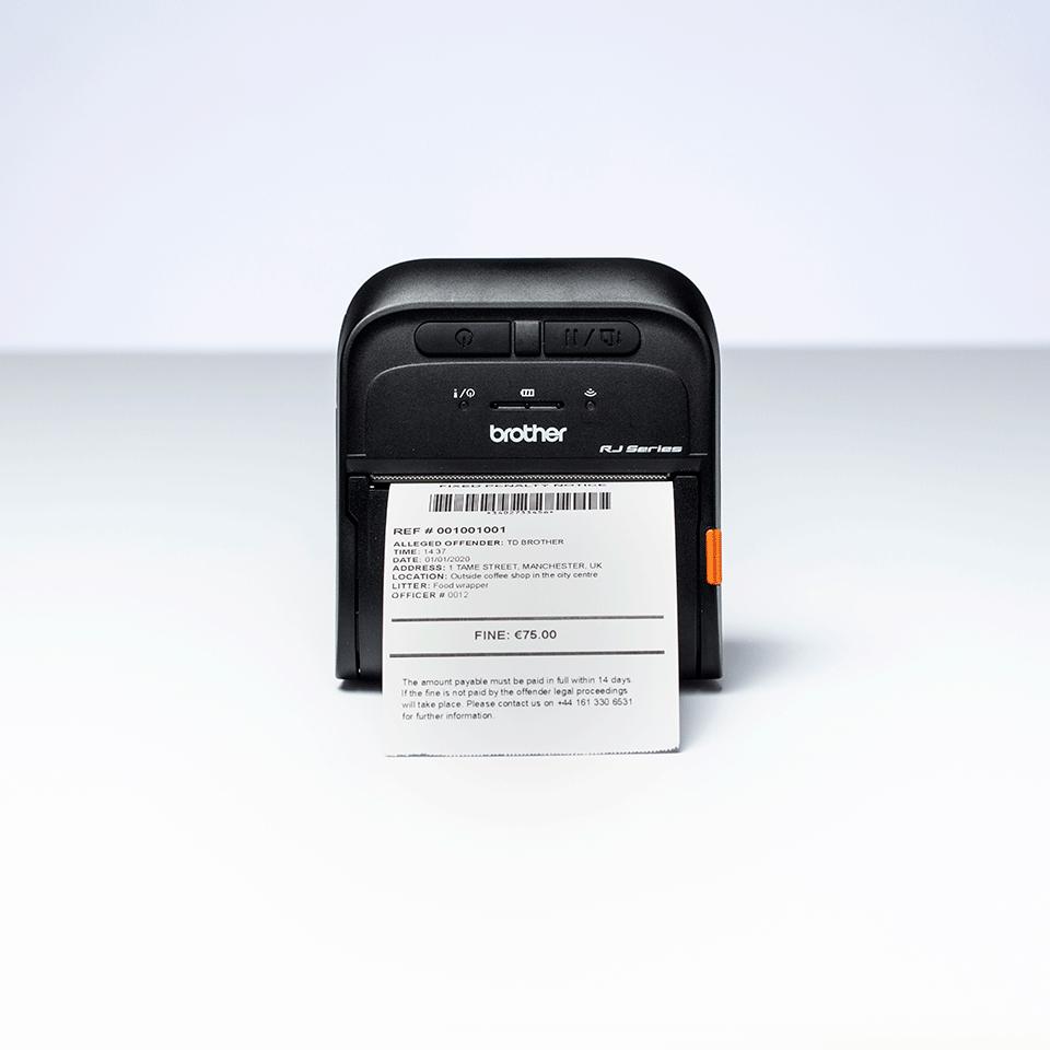RJ-3055WB Imprimante mobile de reçus Brother 6