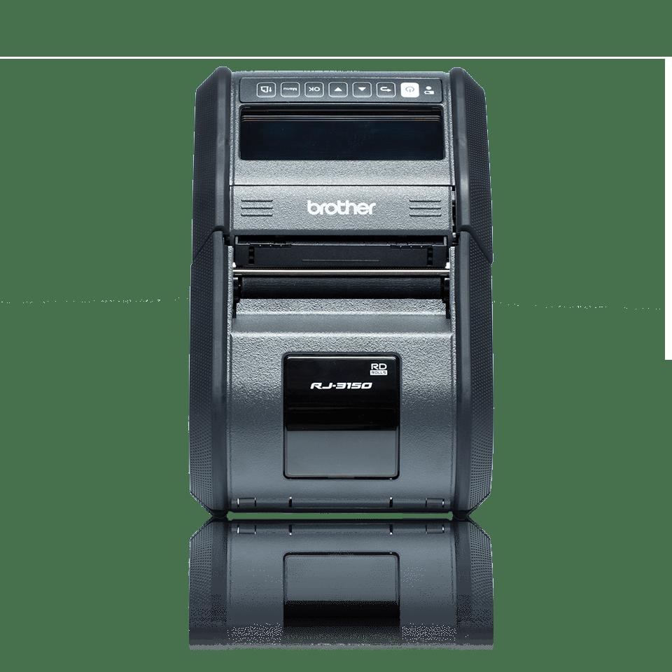 RJ-3150 Imprimante mobile 3 pouces à impression thermique + USB + Bluetooth + RS323C 3