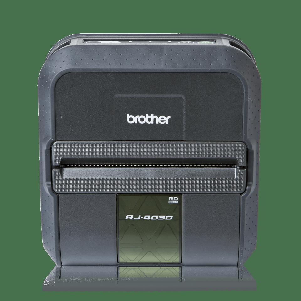 RJ-4030 Imprimante mobile 4 pouces pour étiquettes et tickets + USB + RS232C 2