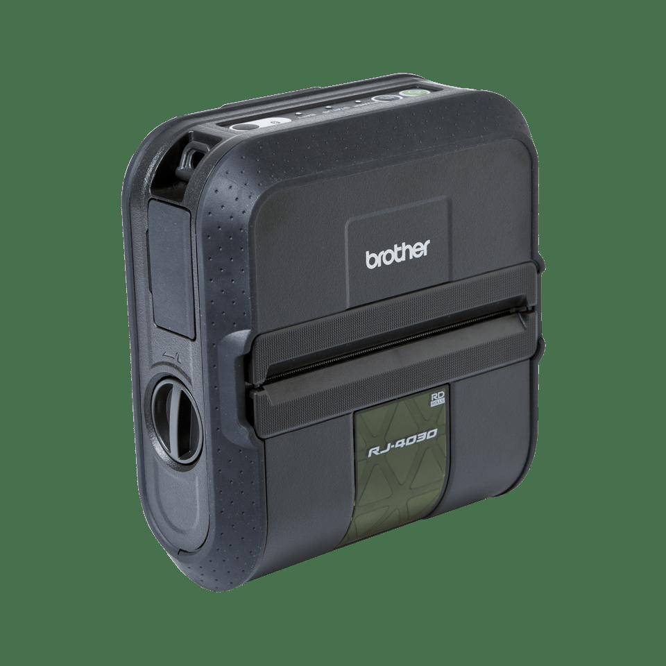 RJ-4030 Imprimante mobile 4 pouces pour étiquettes et tickets + USB + RS232C 3