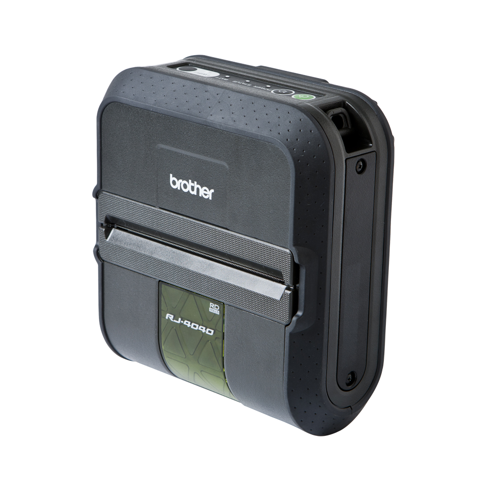 RJ-4040 Imprimante mobile 4 pouces pour étiquettes et tickets + WiFi + USB + RS232C