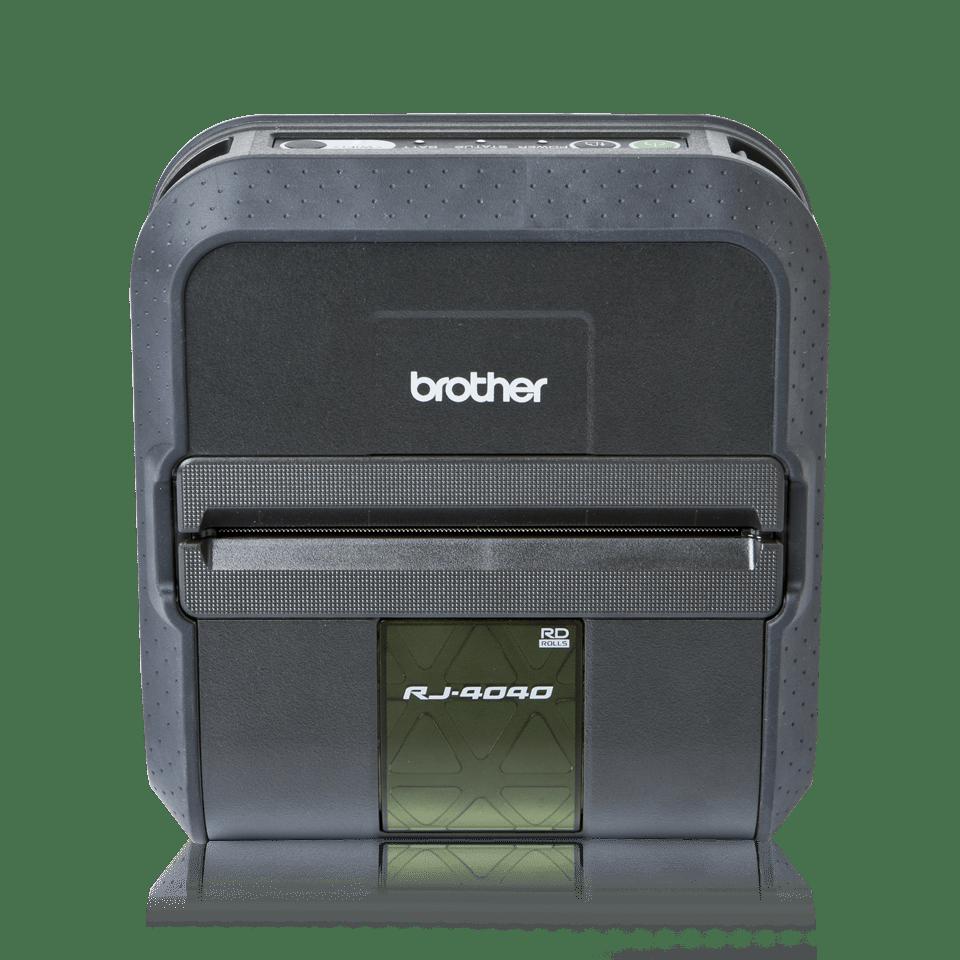 RJ-4040 Imprimante mobile 4 pouces pour étiquettes et tickets + WiFi + USB + RS232C 2