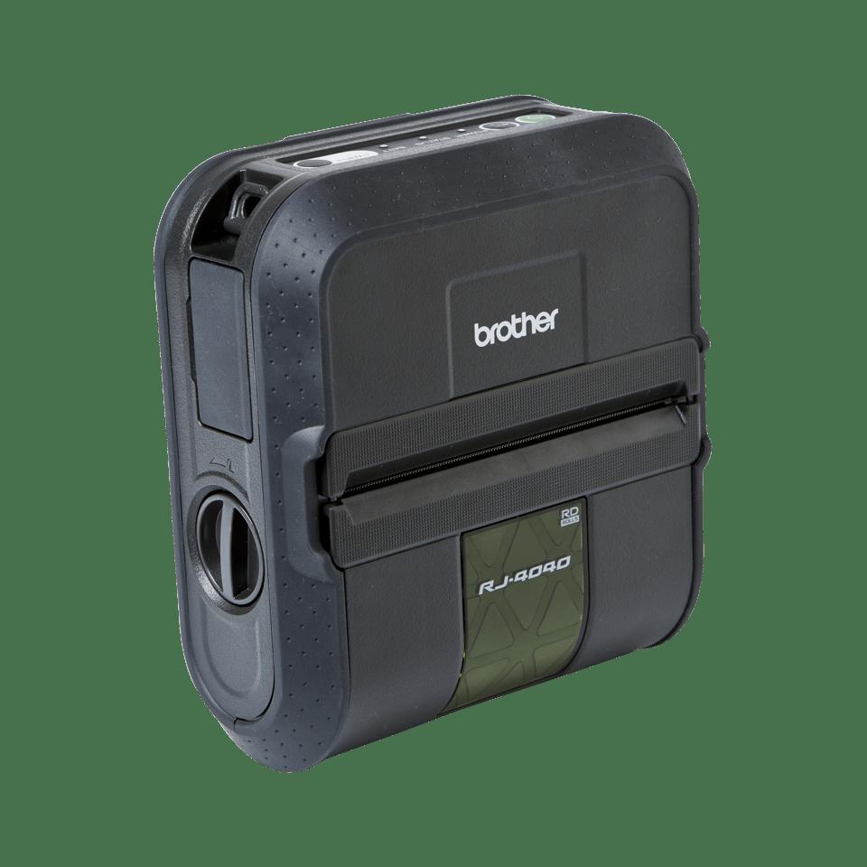 RJ-4040 Imprimante mobile 4 pouces pour étiquettes et tickets + WiFi + USB + RS232C 3