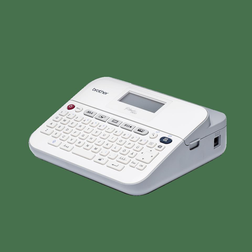PT-D400VP étiqueteuse professionnelle 3