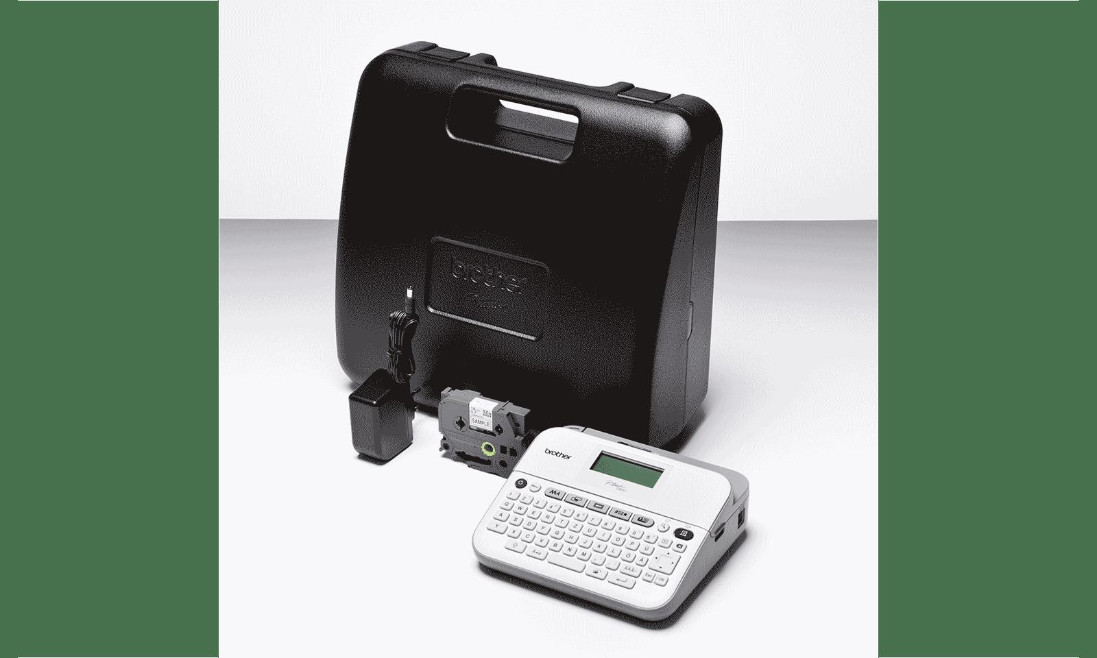 PT-D400VP étiqueteuse professionnelle 2