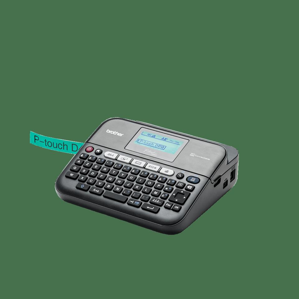 PT-D450VP étiqueteuse profesionnelle + mallette de transport 3