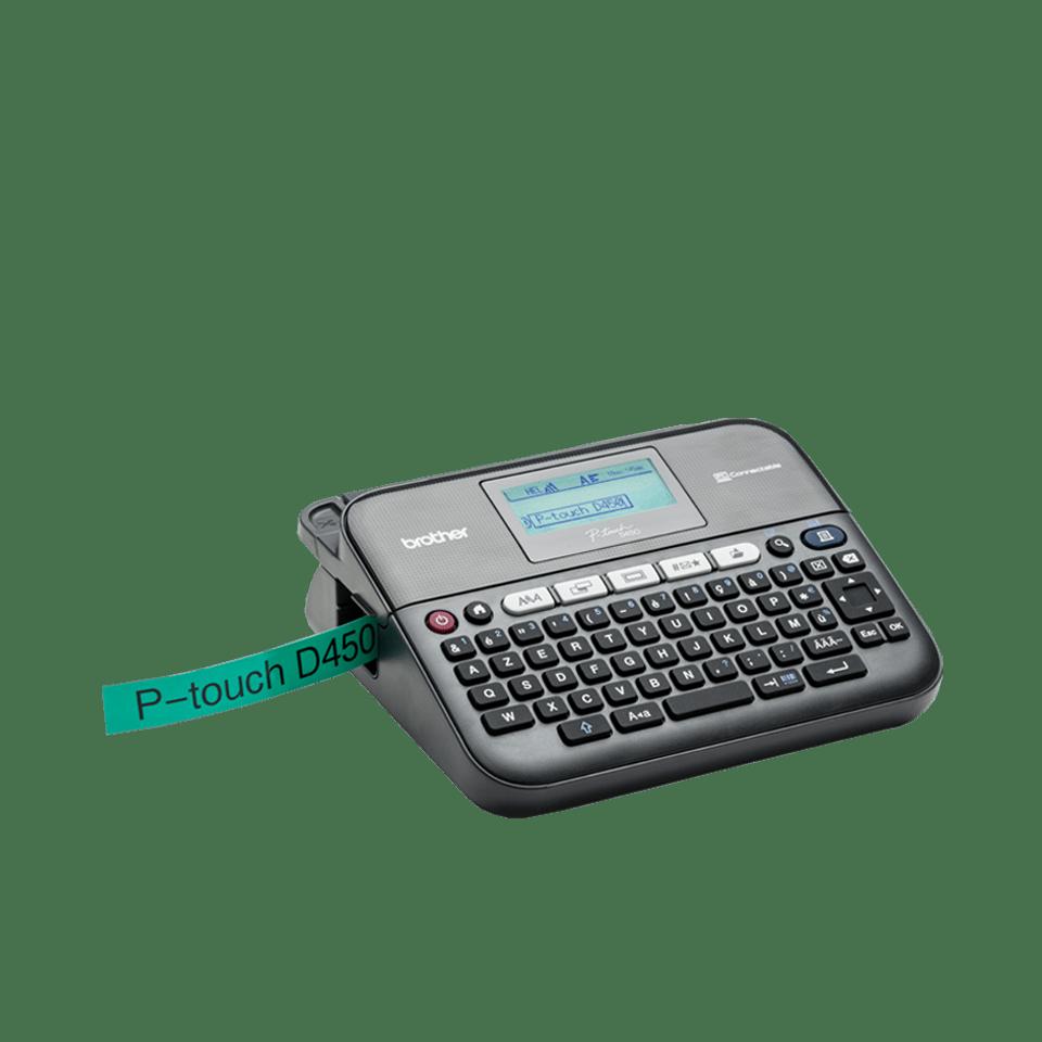 PT-D450VP étiqueteuse profesionnelle 4