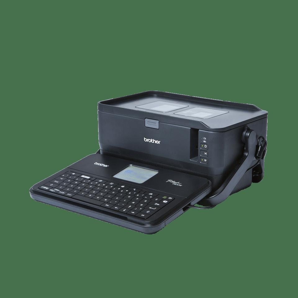 PT-D800W imprimante d'étiquettes professionnelle 4