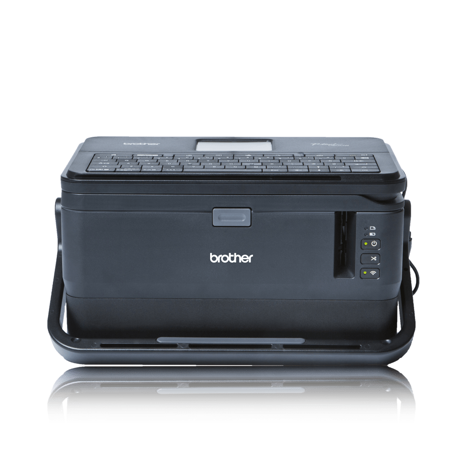PT-D800W imprimante d'étiquettes professionnelle