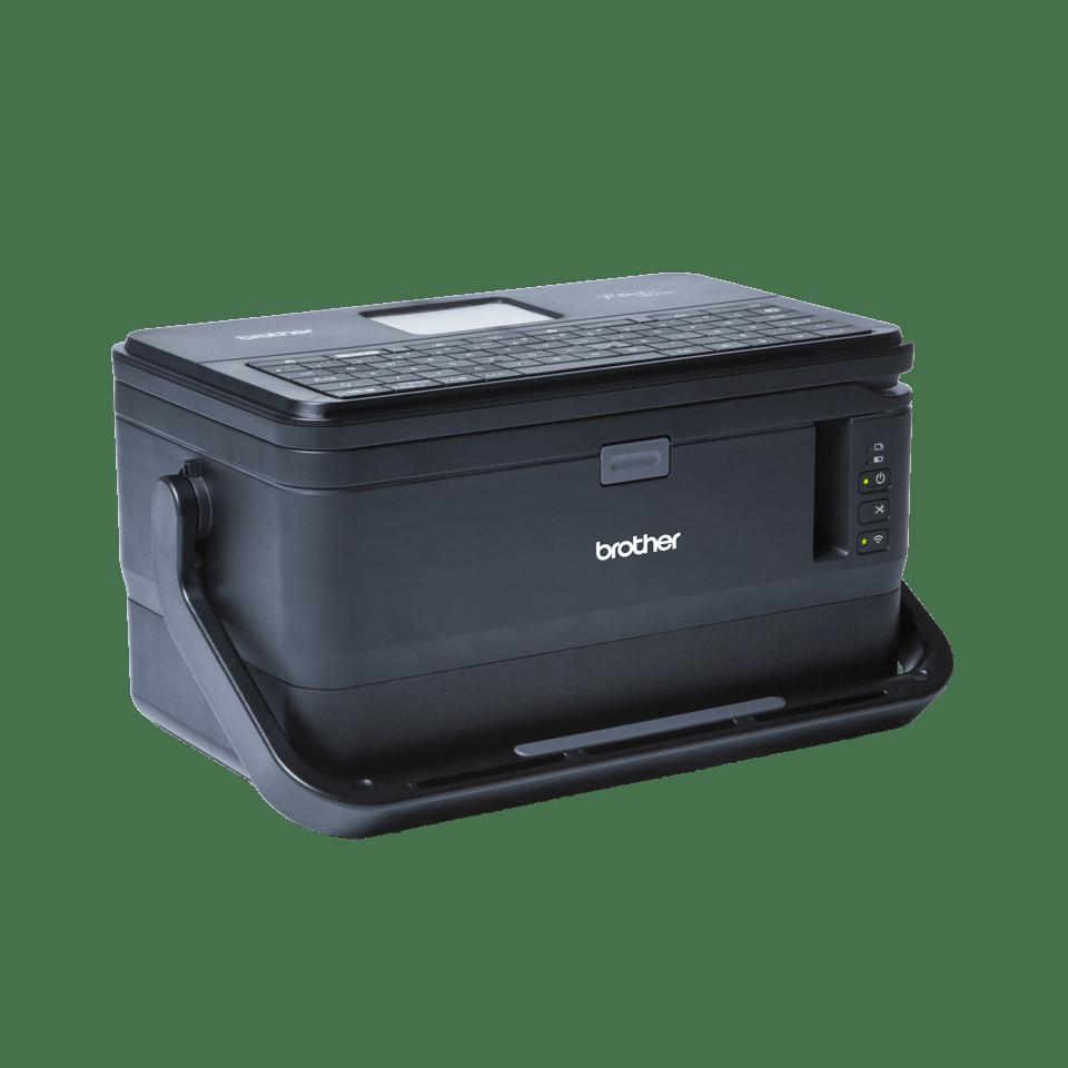 PT-D800W imprimante d'étiquettes professionnelle 3