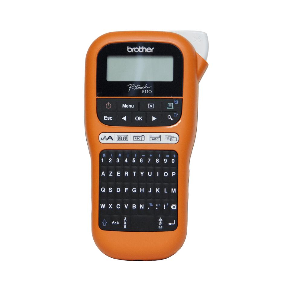 PT-E110 étiqueteuse professionnelle