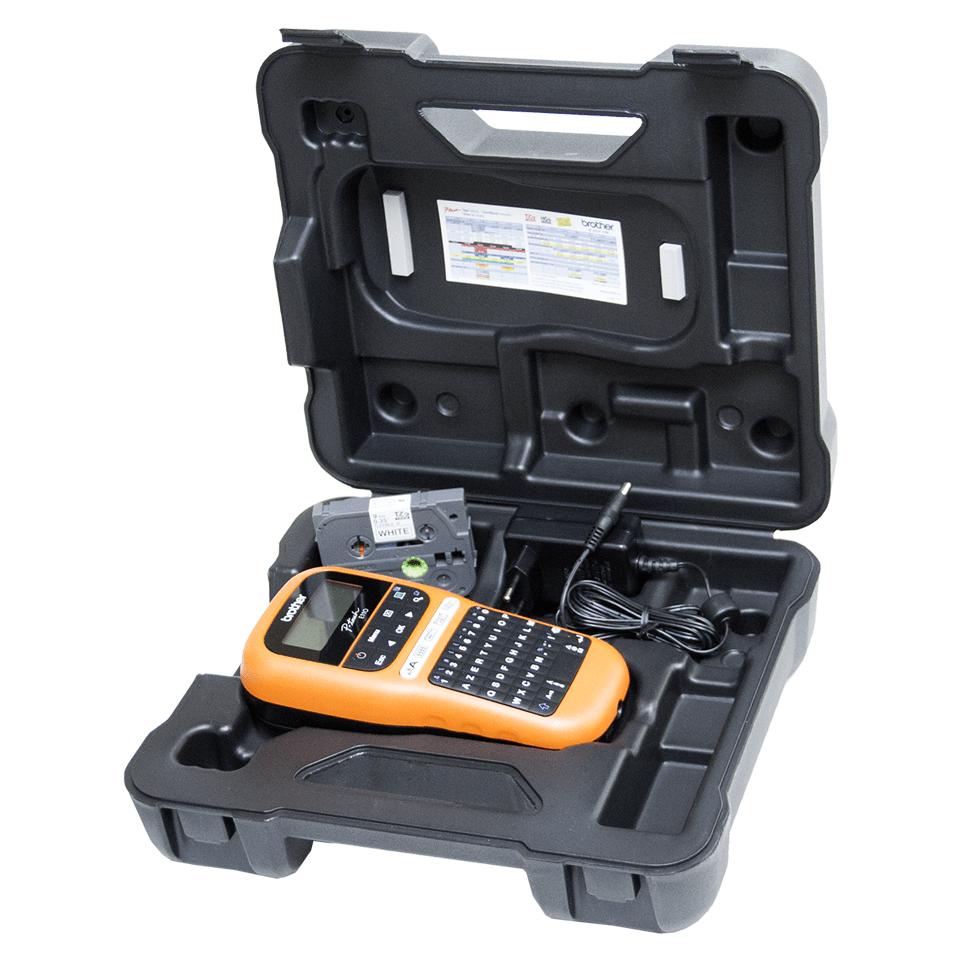 PT-E110VP étiqueteuse professionnelle 5