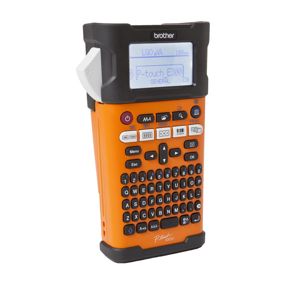 PT-E300VP étiqueteuse professionnelle 2