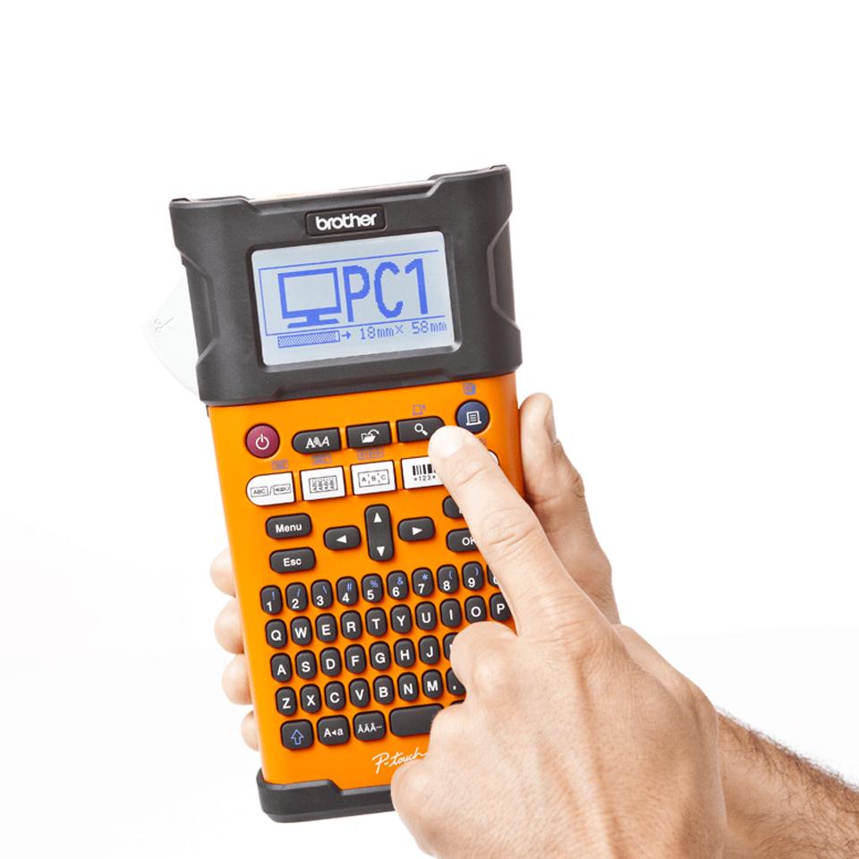 PT-E300VP étiqueteuse professionnelle 3