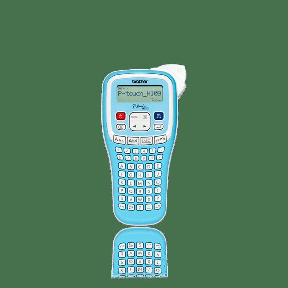 PT-H100LB étiqueteuse, titreuse P-touch bleue
