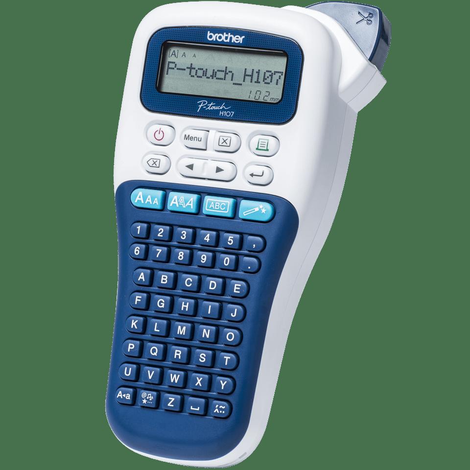 PT-H107B étiqueteuse P-touch bleue foncée 2