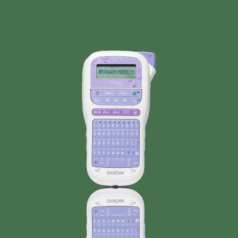 PT-H200 étiqueteuse portable 2