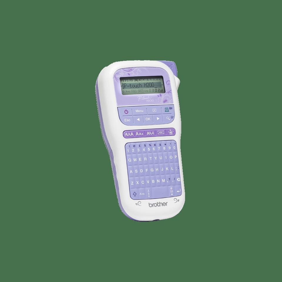 PT-H200 étiqueteuse portable 3