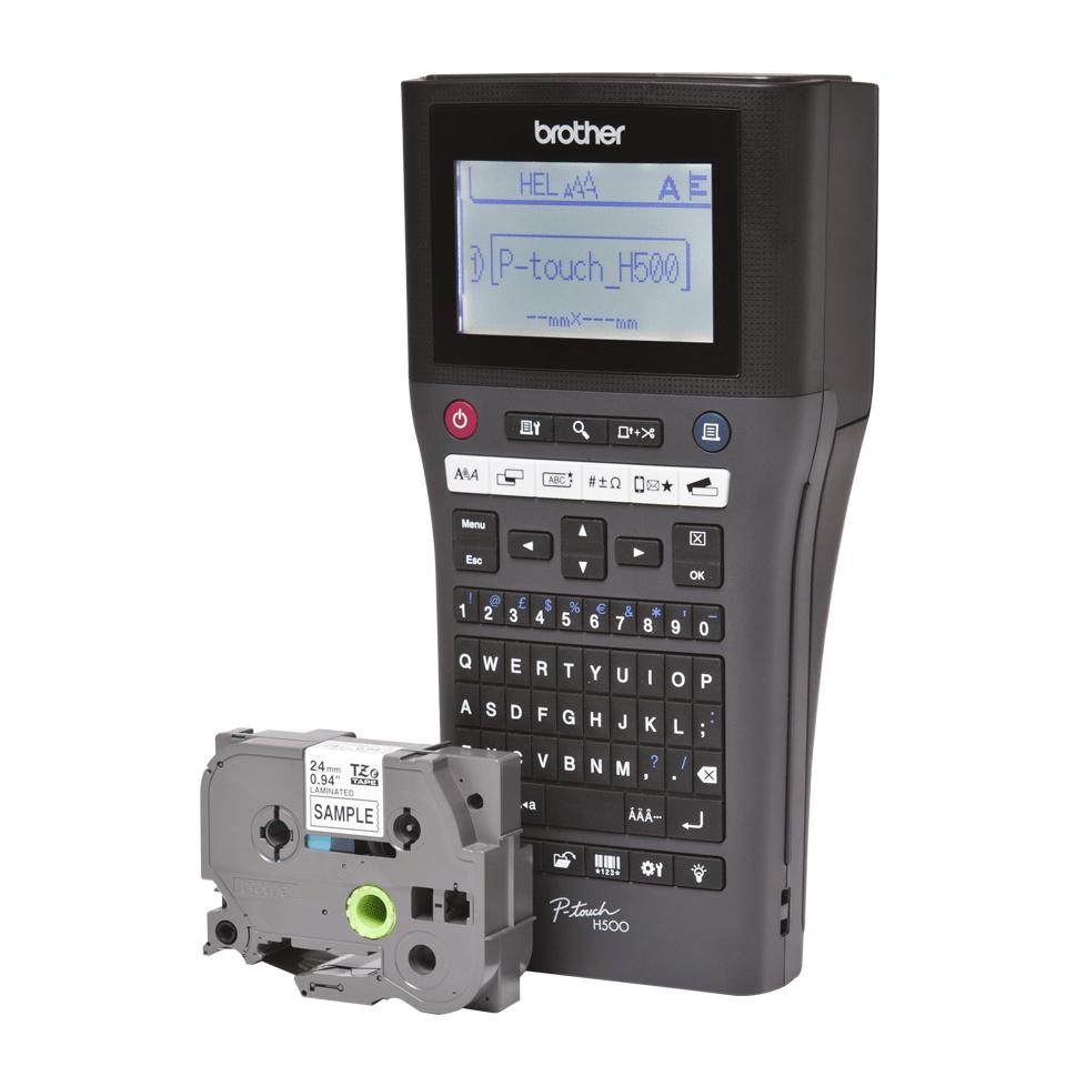 PT-H500 étiqueteuse professionnelle  2