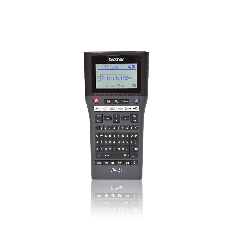 PT-H500 étiqueteuse professionnelle