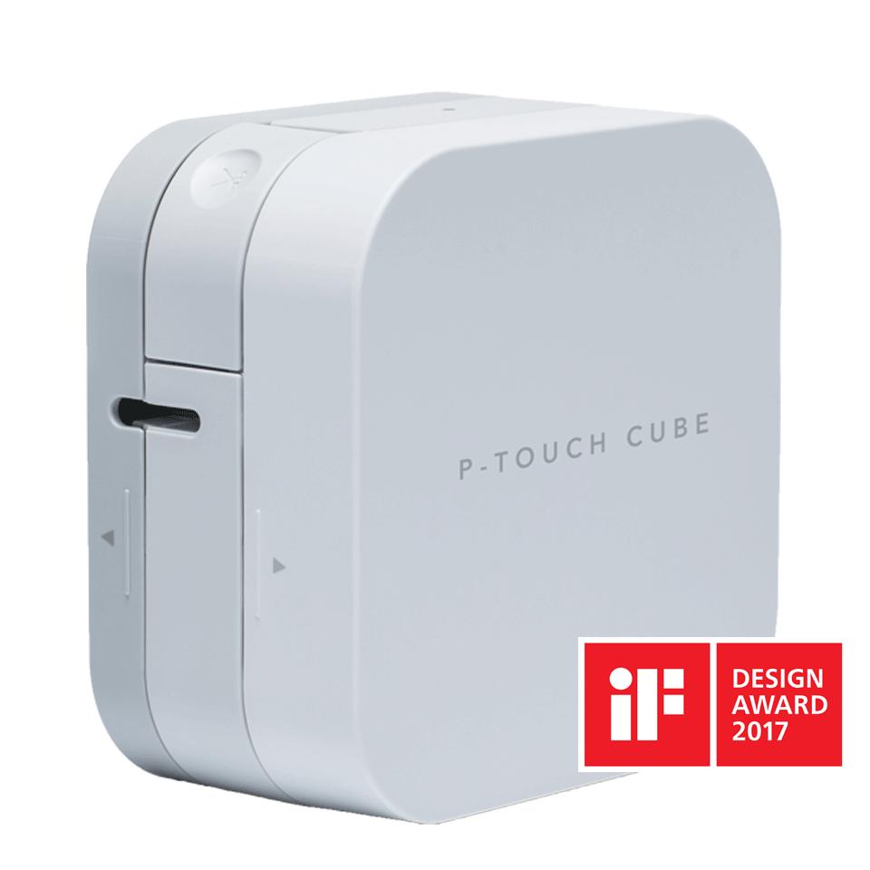 PT-P300BT - P-touch Cube - étiqueteuse compacte 4