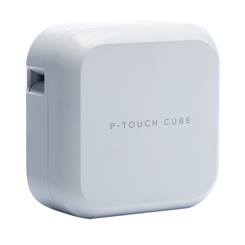 PT-P710BTH - P-touch CUBE Plus - imprimante d'étiquettes rechargeable Bluetooth 2
