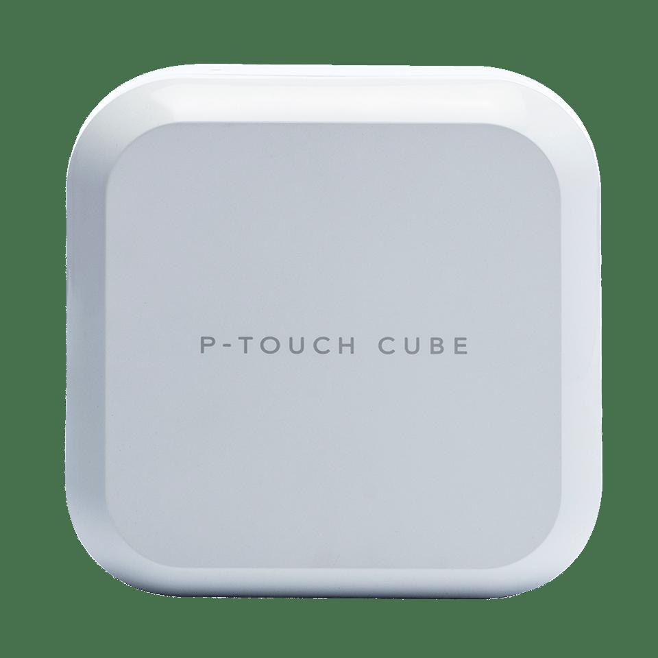 PT-P710BTH - P-touch CUBE Plus - imprimante d'étiquettes rechargeable Bluetooth