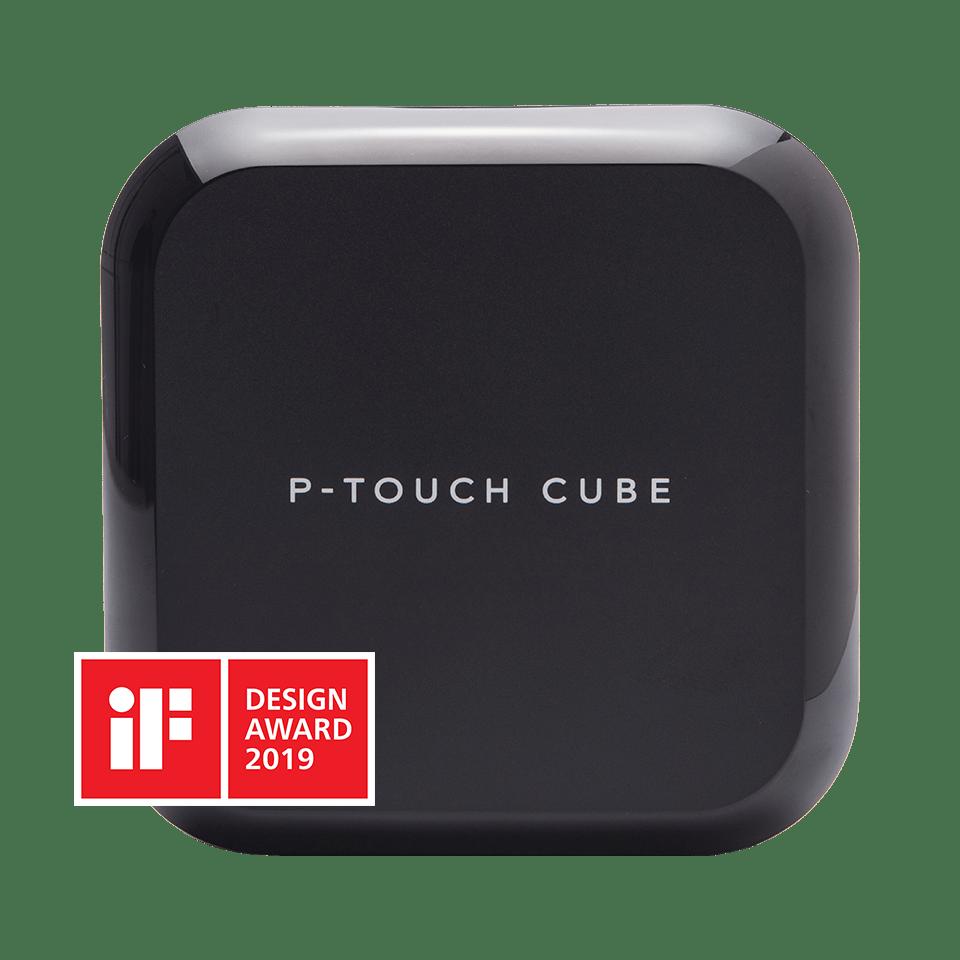 PT-P710BT - P-touch CUBE Plus
