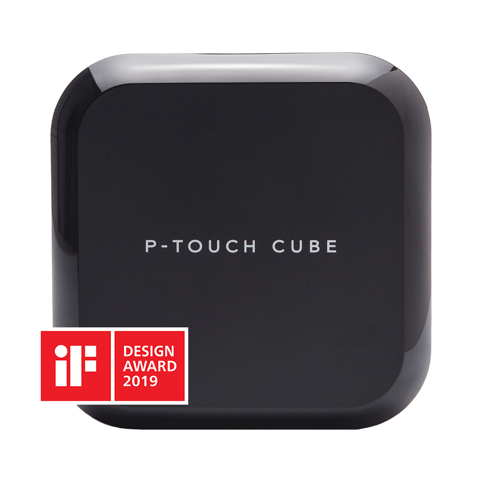 PT-P710BT - P-touch CUBE Plus