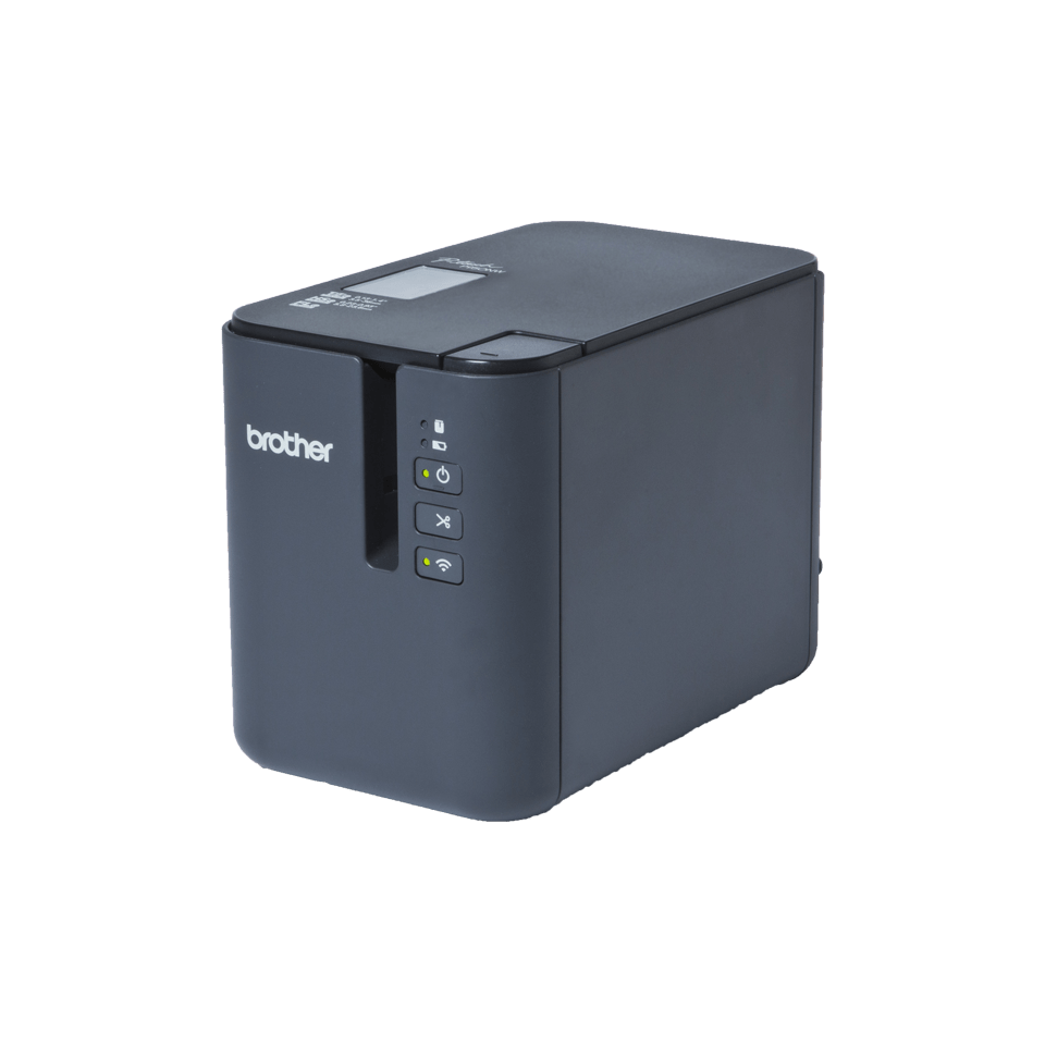 PT-P900W étiqueteuse professionnelle 2