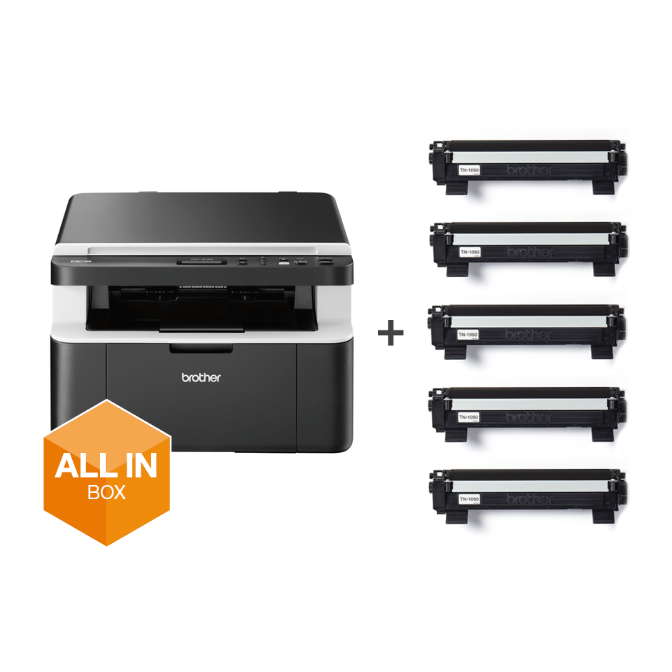 DCP-1612W All In Box