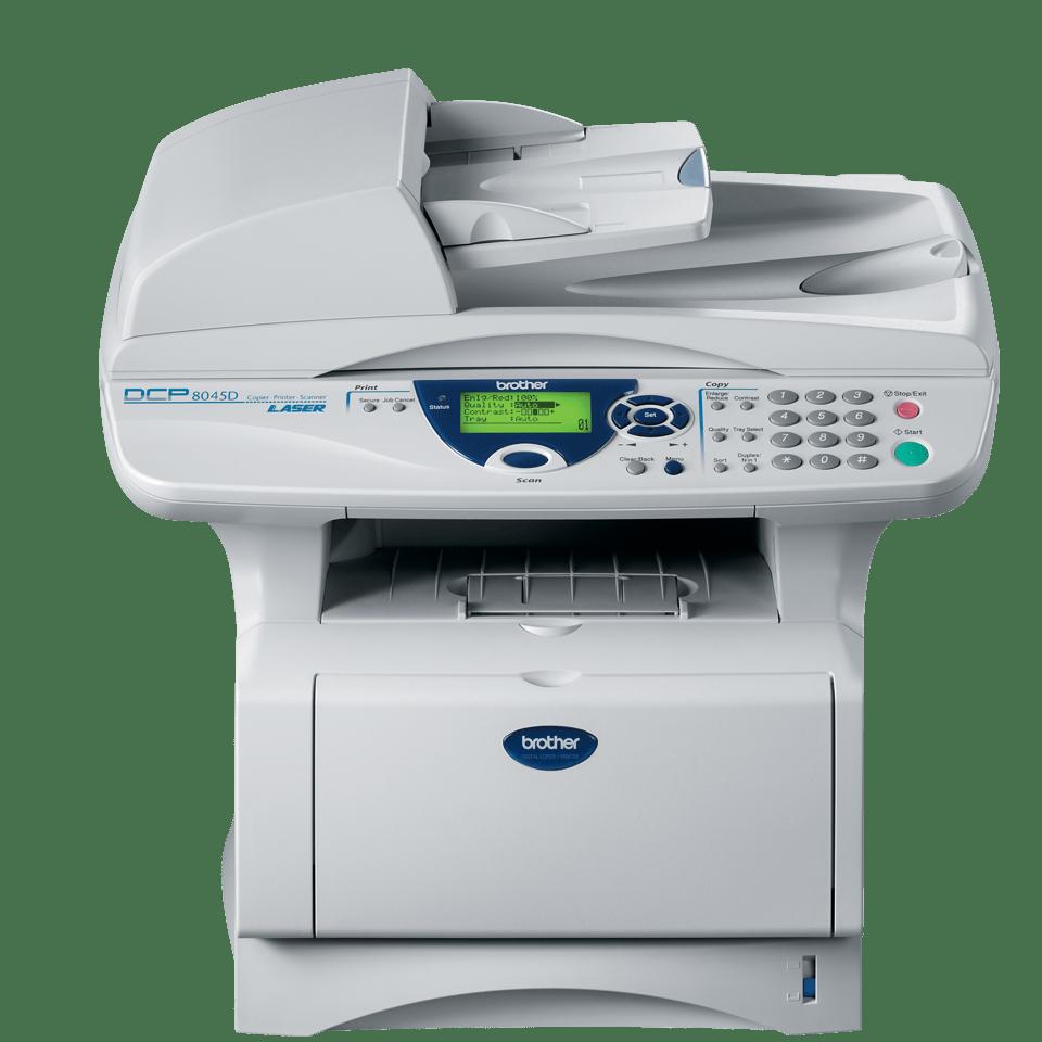 DCP-8045D - Imprimante multifonctions laser