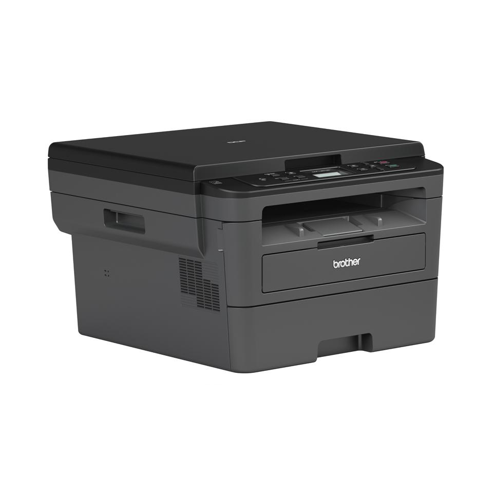 DCP-L2510D Multifonction laser monochrome compact 3-en-1    2