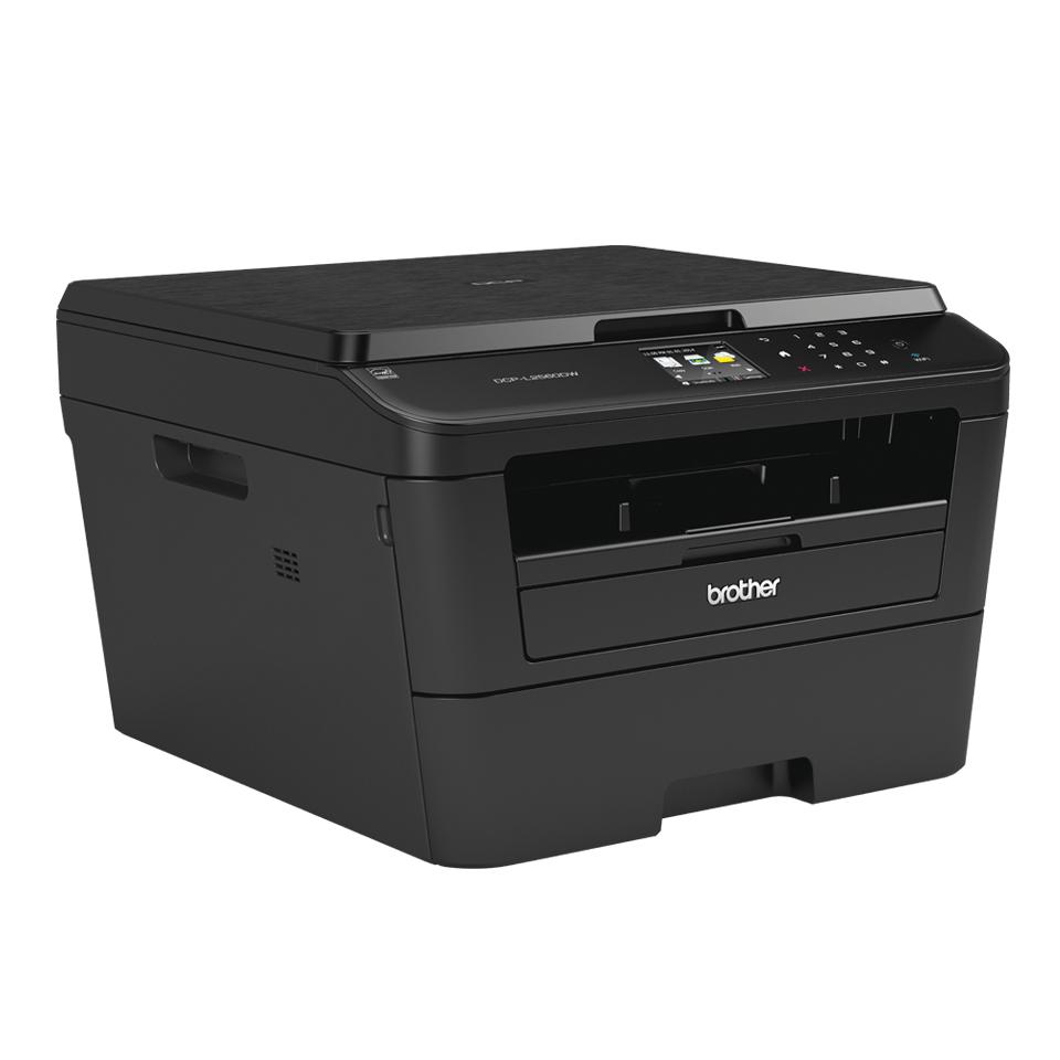 Imprimante multifonctions laser DCP-L2560DW